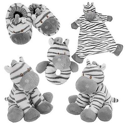 Zooma Zebra Plush Toys Baby Gifts