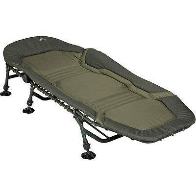 JRC NEW Stealth X-Lite Fishing Bedchair Lightweight and Compact