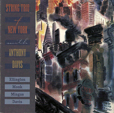 Various Artists - String Trio of New York / Various [New CD]