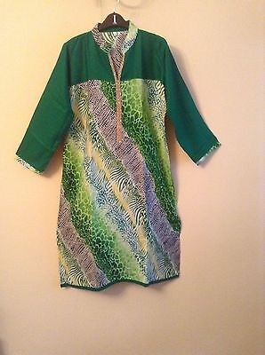 Indian kameez Kurti  Stitched Women Pakistani wear