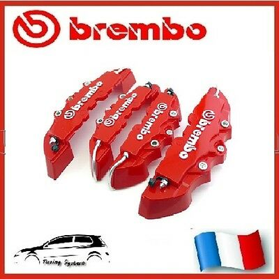 Cache Etrier De Frein Brembo 3D Universel Rouge Tuning Opel Insignia, Karl