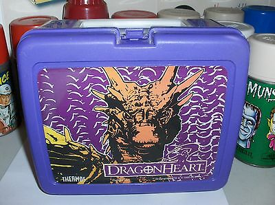 Dragon Heart`1996`Plastic Lunchbox-:>Free To US