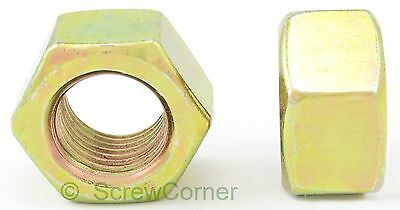 Machine Screw Nut 10-24 UNC Steel Zp Sechskantmutter 10-24 UNC Stahl verzinkt