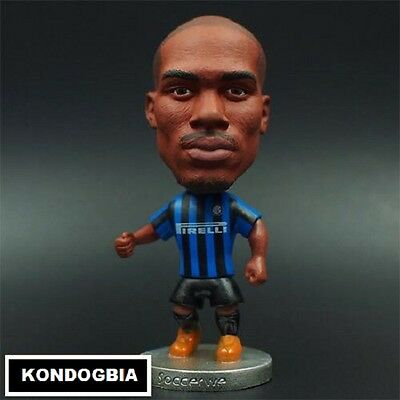 Statuina GEOFFREY KONDOGBIA #17 FC INTER football action figure  7 cm