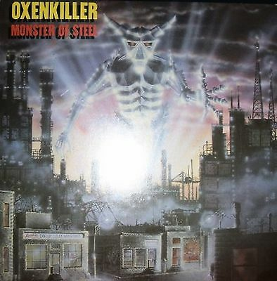 Lp-Oxenkiller-Monster Of Steel-U.s.a. 1987-N.mint/n.mint