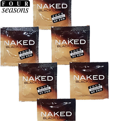 FOUR SEASONS Cola Flavoured 24 Condoms Bucks Hens Party Night Gift Game Fun