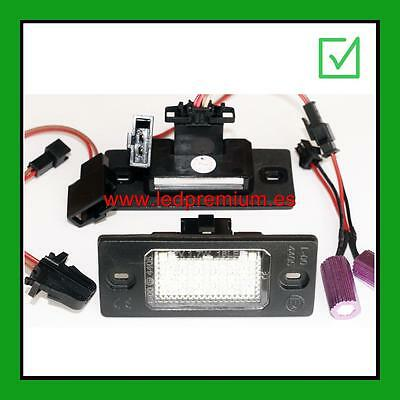 LEDPremium 2x LED NUMBER PLATE LIGHTS PORSCHE CAYENNE / S 9PA 955 CANBUS