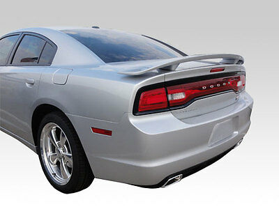 Fits: Dodge Charger 2011+ Painted Factory Style Rear Spoiler