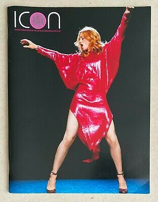 Madonna * Icon Fan Club Magazine * #46 * Htf! * Confessions On A Dance Floor
