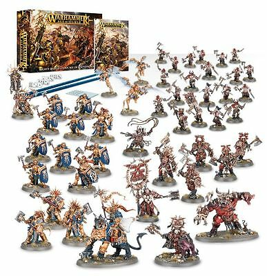 Warhammer 80-01-60 'Age of Sigmar'   Starter Set Kit   T48 Post