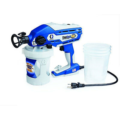 Graco 17A466 120-Volt TrueCoat 360 Handheld Electric Airless Sprayer