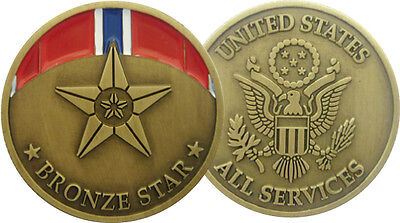 BRONZE STAR (Monnaie Commemorative)