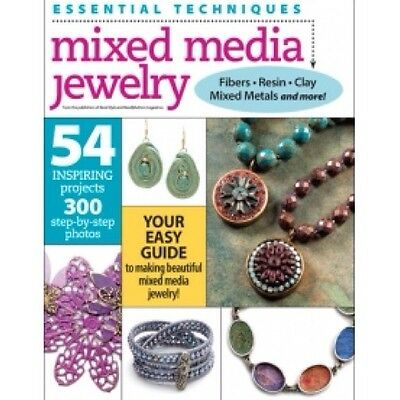 Bead and button magazine Mixed Media Jewellery