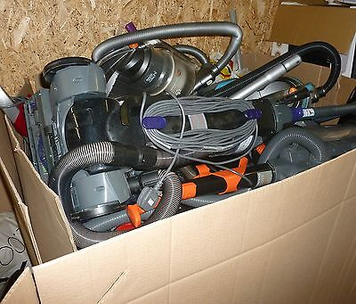 Mixed Brand Vacuum Cleaners Wholesale Untested Product Bulk Returns - Pr106