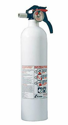 New Kidde Auto-Marine Fire Extinguisher 10-B:C Dry Chemical USCG DOT Approved