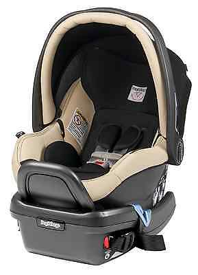 Peg Perego 2014 Primo Viaggio 4/35 Infant Car Seat with Base in Paloma New!!