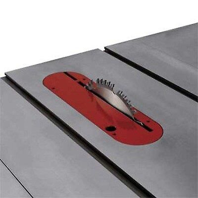 DELTA 34-154 Standard Table Insert for Right Tilt UniSaws and Contractors Saws