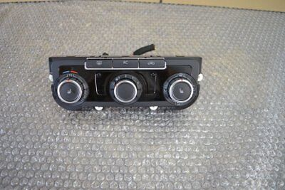 Original VW  Golf 6  Klimabedienung 3C8907336N ZJU a26076