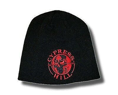 CYPRESS HILL BEANIE HAT/CAP Embroidered Authentic Licensed NEW