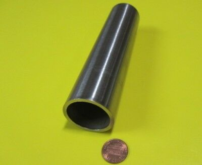 "316 Stainless Steel Tube 1 1/2"" OD x 1.260"" ID x .120"" Wall x 6"" Length, 1 Pcs"