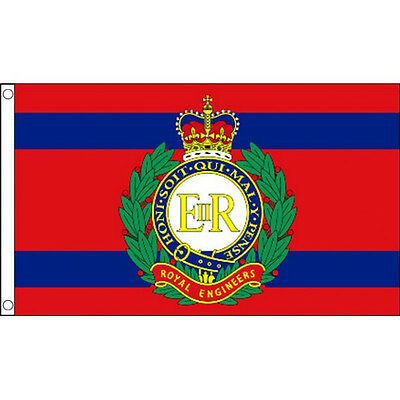GIZZY® Royal Engineer Corps 5' x 3' flag