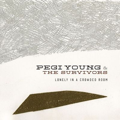 Pegi Young & The Survivors / Lonely In A Crowded Room - Vinyl LP 180g + MP3