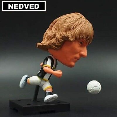Statuina PAVEL NEDVED #11 JUVENTUS FC 2009 football action figure 7 cmcm