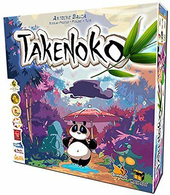 Takenoko - gioco da tavolo Asterion Press italiano