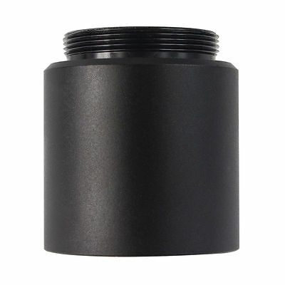"C Mount to 1.25"" telescope lens Video Camera Barrel Ring Adapter for Telescope"