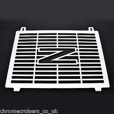 Kawasaki Z 750 / Z 1000 (03-06) Stainless Steel Radiator Cover Guard Grill