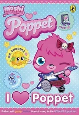 Moshi Monsters: I Heart Poppet, , New Book