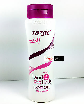 "Razac Hand & Body Lotion 16oz  "" Brand New """
