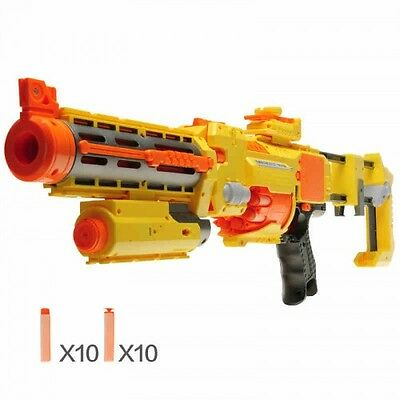 SALE 7007 Call Of Duty Zombie Laser Sharp Popper Semi-Auto Nerf Style Dart Gun