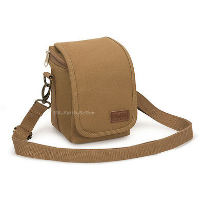 Shoulder Waist Camera Case Bag For SONY Cyber-shot DSC RX10 IV HX350 H400 HX300