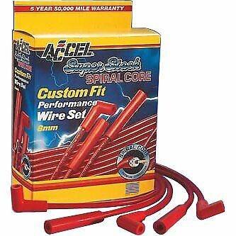 Accel Spark Plug Wires Set of 8 New for Chevy Citation Express 5040R