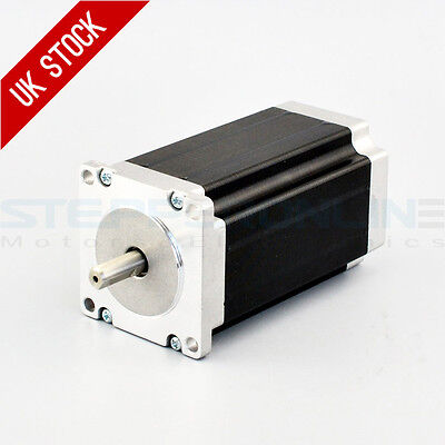 Low Current 1.8A 2.4Nm(340oz.in) Nema 23 Stepper Motor CNC Router Robot