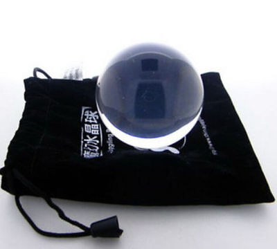Clear UV Translucent white Acrylic contact Juggling ball 40mm 75g Carom