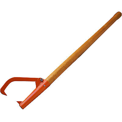 """Cant Hook with Wooden handle 48"""" overall length NEW"""