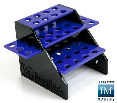 Innovative Marine Acrylic Reef Rack 50 Frag Adjustable - Aquarium Coral Fragging