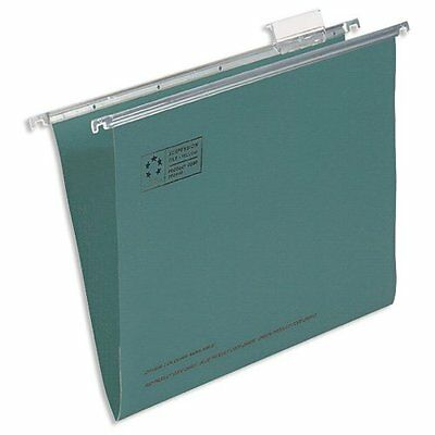 SUSPENSION FILES A4 FOOLSCAP 25 50 100 150 200 STRONG Durable inc TABS & INSERTS