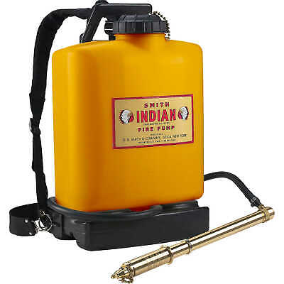 Indian Poly Backpack Firefighting Pump 5 gal.