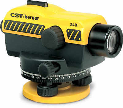 CST/Berger SAL 24 Automatic Level, 24x Magnification