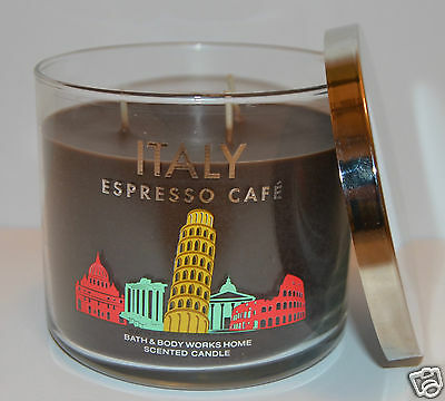 Bath Amp Body Works Bellini Cafe Scented Candle 3 Wick 14 5
