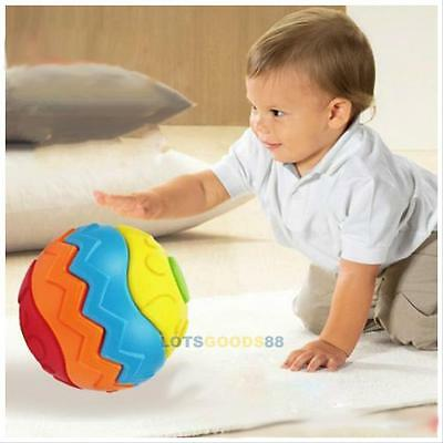 Infant Baby Assembling Grasping Crawling Ball Kids Early Educational Funny Toys