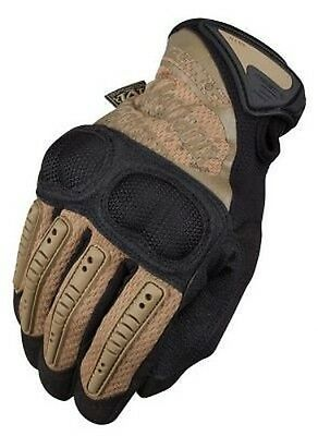 U.S. Mechanix Wear M-Pact 3 Military Gloves Army Coyote L / Large