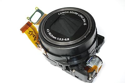 Lens Zoom Unit Assembly For Canon PowerShot SX240 SX260 SX280  Camera with CCD
