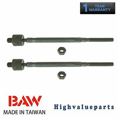 2 Steering Tie Rod End Front Inner for Nissan Altima 02-06 Maxima 04-08 MEV427