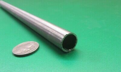 304 Stainless Steel Tube Metric 15 mm OD x 13 mm ID x 1 mm Wall x 3 Foot Length