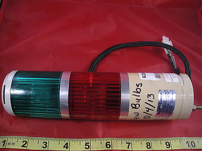 Patlite STPW Signal Tower Beacon Light Sasaki Electric 24v ac/dc 30v 10w used