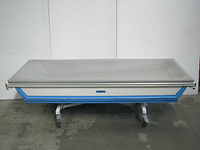 Howard Wright Hi Low Portable Shower Bathing Trolley AGE CARE DISABILITY